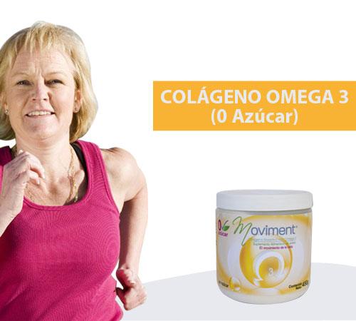 Colágeno Omega-3 Cero Azúcar - Vida Salud