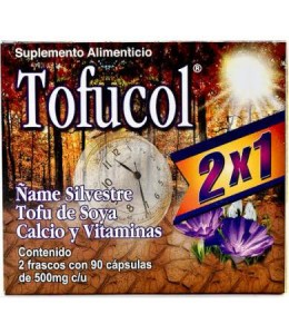 Tofucol 2x1 90 Cápsulas - Vida Salud